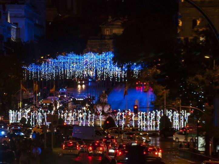 Luces, cámara y acción: ya es Navidad