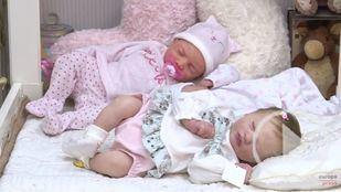 Los bebés reborn, protagonistas del finde