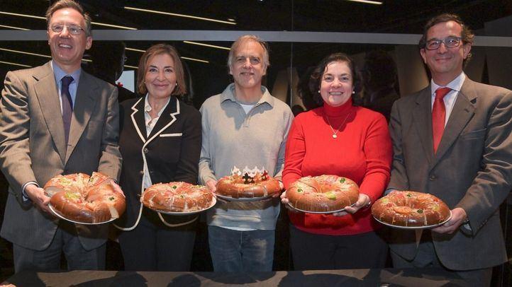 El Corte Inglés, Aladina, Cruz Roja y Feder lanzan la campaña de roscones de Reyes más solidaria