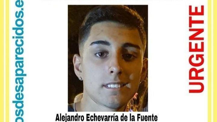 Desaparecido un joven de 15 años en Colmenar Viejo