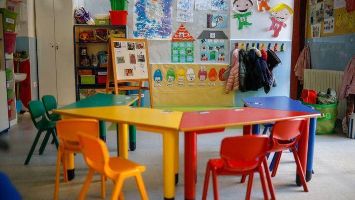 El Ayuntamiento financiará escuelas infantiles privadas con becas de 100 a 200 euros