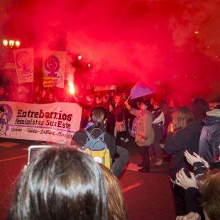 Madrid se vuelca contra la violencia machista