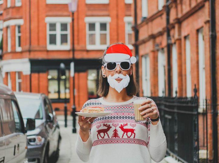 Cómo disfrazarse esta Navidad de manera económica y sorprendente