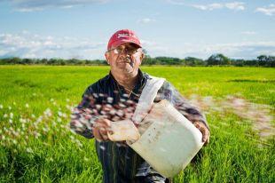 Los agricultores se benefician con los derechos PAC