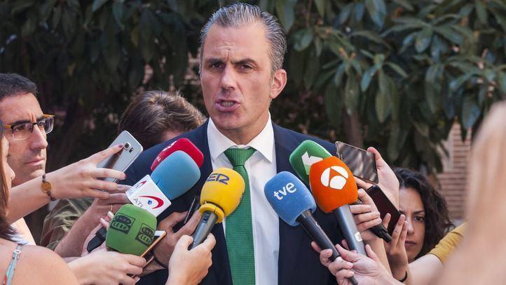 El PSOE pide reprobar a Ortega Smith por su negación de la violencia machista