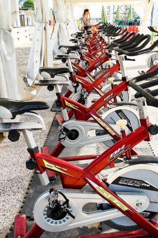 ¿Que diferencias hay entre la bicicleta estática y la bicicleta de spinning?