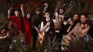 Los polifacéticos Ghost Number nos llevan a la selva... de la mejor música con su nuevo álbum