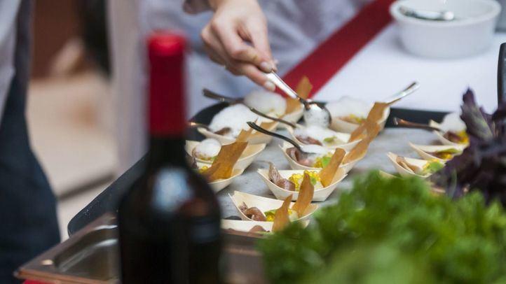 El I Salón Navideño de los Alimentos de Madrid fomenta el consumo de los productos de la región.