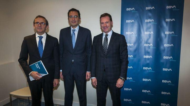 Presentación del informe 'Situación Madrid' de BBVA Research.