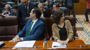 Dos partidos, un Gobierno y 155 puntos marcan la realidad de la región