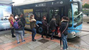 Esperas en los autobuses