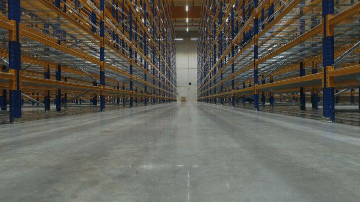 El hormigón pulido y su uso en instalaciones industriales