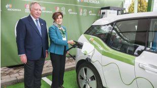 IFEMA e Iberdrola inauguran el primer parking de recarga eléctrica de España