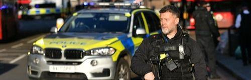 Ataque terrorista en Londres: dos fallecidos y varios heridos