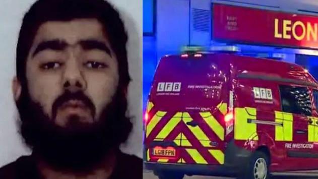 Usman Khan, agresor que acuchilló a varias personas en Londres este viernes, 29 de noviembre