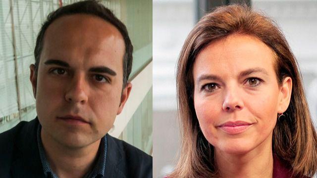 José Manuel Calvo y Almudena Maíllo, cara a cara ante los micros de Onda Madrid