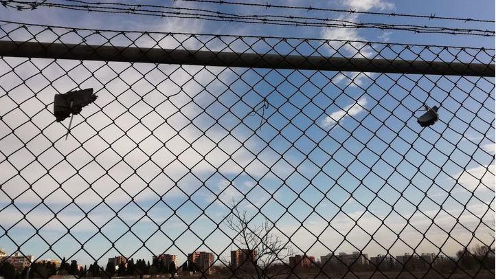 El memorial de la cárcel de Carabanchel, destrozado tras dos días instalado