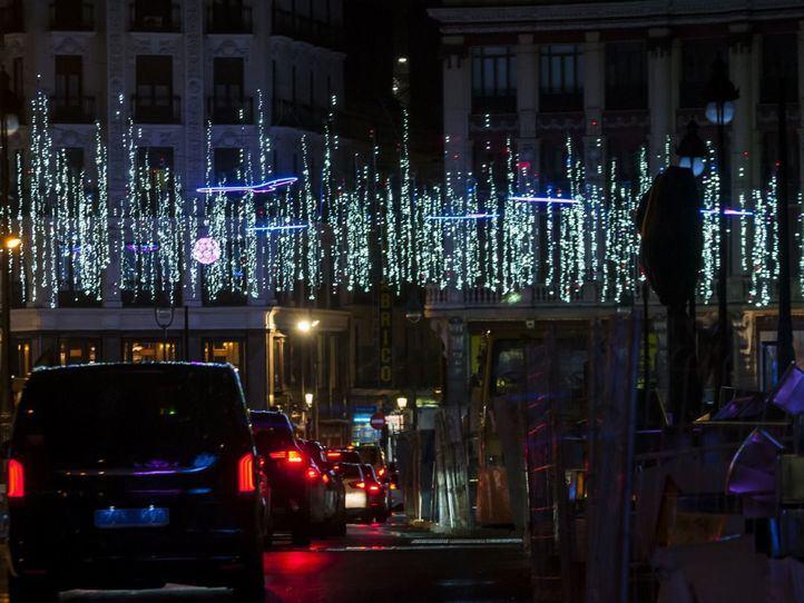 El Ayuntamiento no restringirá el tráfico de Gran Vía en Navidad