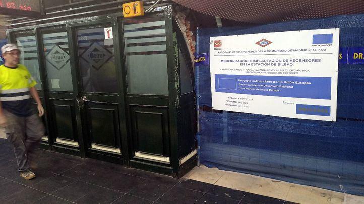 Más de 5 millones de euros para la instalación y mantenimiento de ascensores de Metro