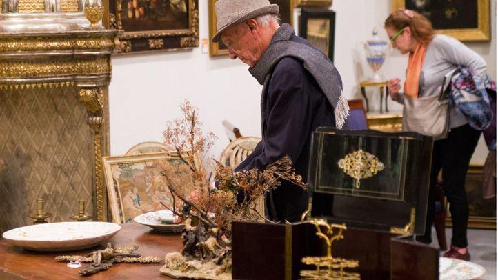 Éxito de visitantes en la 43 edición de Feriarte