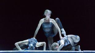 Ultimatum, por Dresden Frankfurt Dance Company.