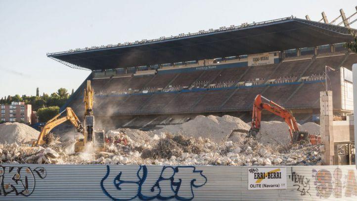 La inquietud vecinal del Calderón provoca la instalación de tres medidores más de contaminación y ruido