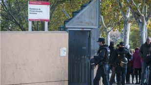 Los Tedax detonan una granada lanzada al interior del centro de menores de Hortaleza