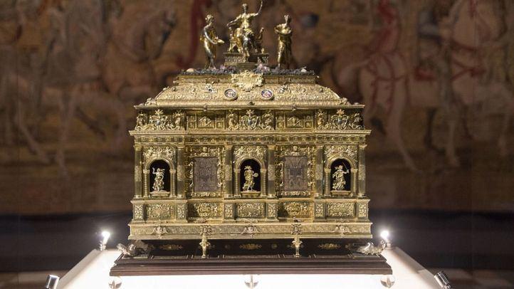 'La otra Corte': fastuosa exposición en el Palacio Real