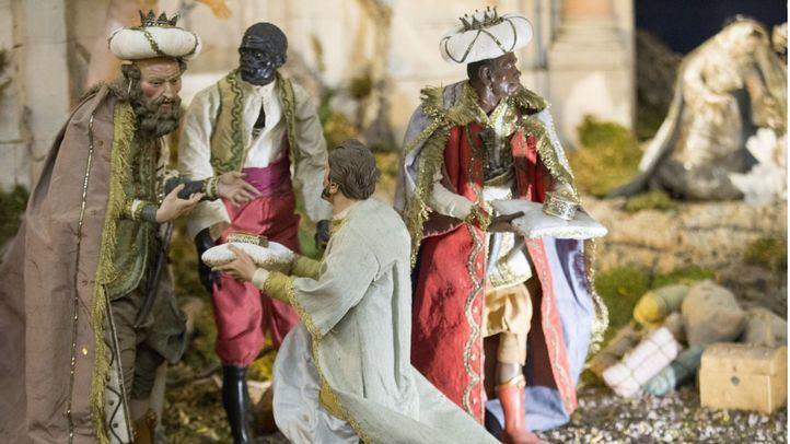 El tradicional Belén del Príncipe en el Palacio Real se podrá visitar desde este viernes