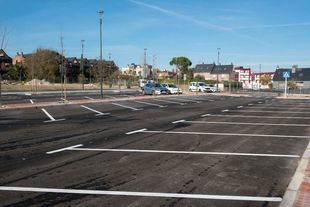 Impulso al aparcamiento disuasorio de Pitis, listo en 2020