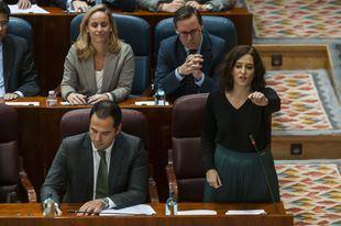 La granada contra el centro de Hortaleza marca el pleno