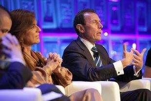 Emilio Butragueño es nombrado padrino de Voluntarios por Madrid 2020