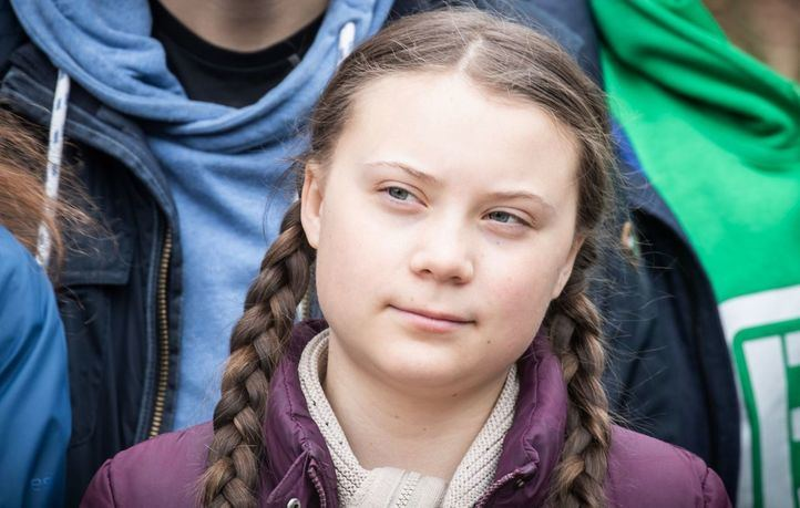 Greta Thunberg encabezará la Marcha por el Clima