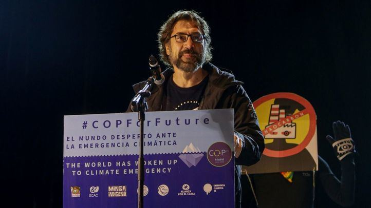 Rifirrafe entre el actor Javier Bardem y el alcalde de Madrid por la reversión de Madrid Central