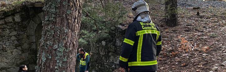 Dos mujeres han sido arrolladas por un tren de Cercanías en Cercedilla