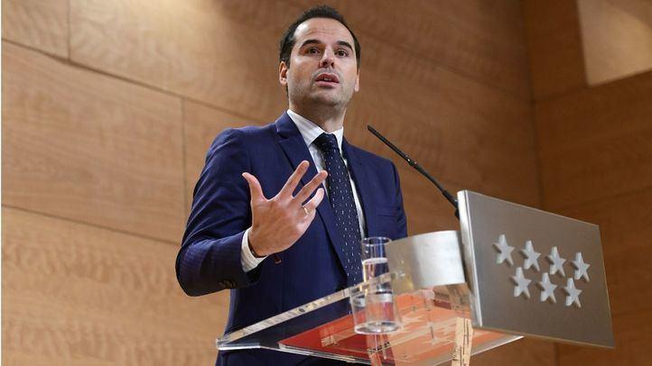Ignacio Aguado tras el Consejo de Gobierno: 'la dispersión geográfica de estas localidades plantea una serie de dificultades que ahora se van a evitar'