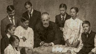 Ramón y Cajal en el V Calendario Solidario.