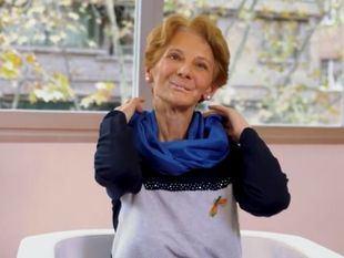 'Bufandas Azules': cuando la concienciación puede salvar vidas
