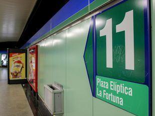 Nueva parada de Metro en Comillas con la ampliación de la línea 11