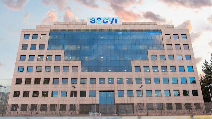 Sacyr sede Condesa de Venadit