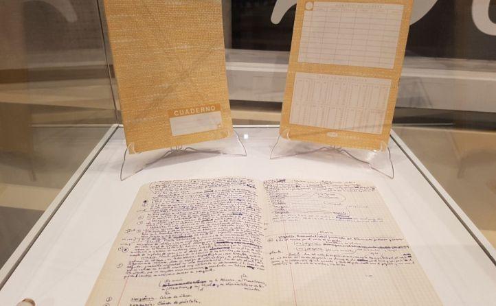 Manuscritos de Camilo José Cela