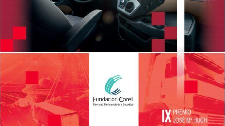 Fundación Corell celebra los 'Premios José María Huch' y premia a Jorge Pena por su investigación en Transportes
