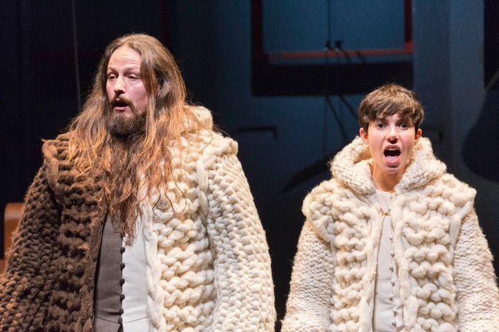 Nise, la tragedia de Inés de Castro estará en el teatro de La Abadía hasta el 30 de diciembre.