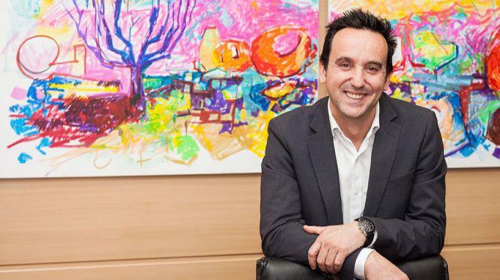 Juan Carlos Rodríguez, alcalde de Moralzarzal