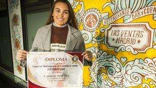 La Escuela de Tauromaquia 'El Yiyo' premia a sus mejores alumnos