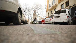 Los vehículos sin distintivo ambiental no podrán aparcar en zona SER desde el 1 de enero