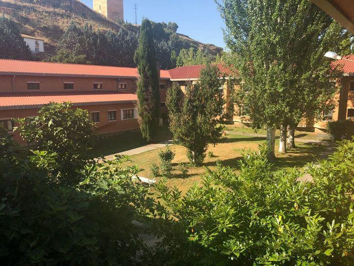 Residencia Peña Rubia-Sagrada Familia, en Arcos de Jalón.