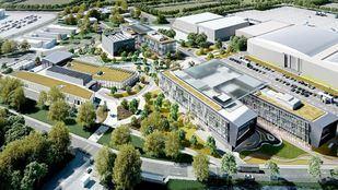 Campus Airbus Defense & Space de Getafe