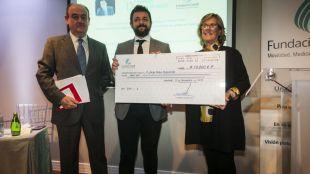 La Fundación Corell otorga a Jorge Pena el 'Premio José María Huch' por su estudio en transportes de carretera