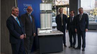 Oficinas cero emisiones y eliminación del 'enchufe' en las nuevas Torres Colón